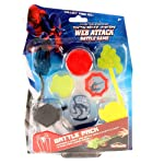 Majorette Spiderman Blister Battle Pack, Multi Color