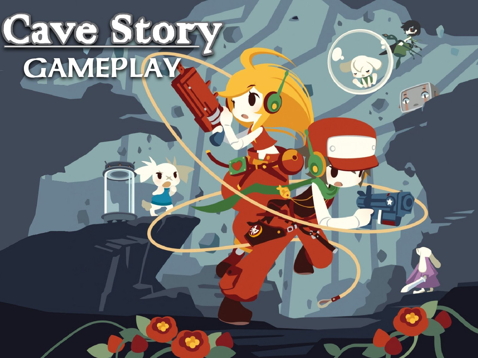 Clip: Cave Story Gameplay - Season 1