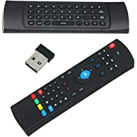 ANEWKODI MX3 2.4G Mini Wireless Keyboard and Air Mouse Remote Control