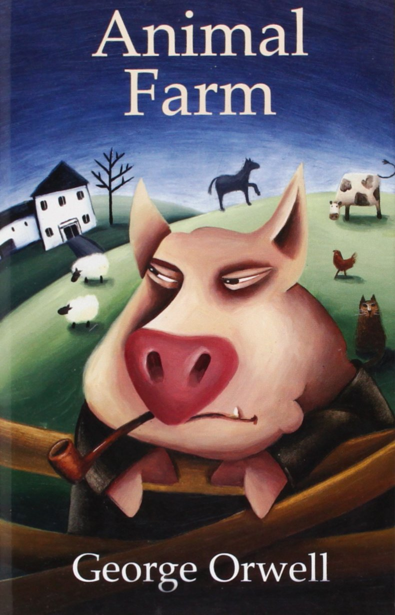 Amazon apparently sent out its robotic droogs last night  deleting copies of the George Orwell novels Animal Farm and Nineteen     Amazon UK