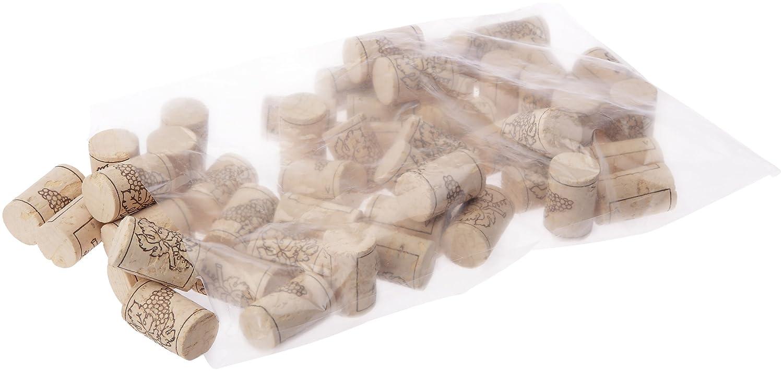 Tapones de corchos de botellas para manualidades
