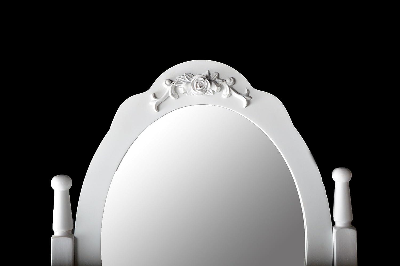 Marry schminktisch frisiertisch kosmetiktisch mit spiegel for Vintage schminktisch