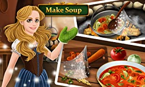 Princess Kitchen - Royal Palace Dinner Party & Dress Up by TutoTOONS