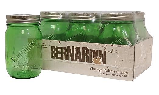 Bernardin Mason Bernardin Mason Jars 500 ml