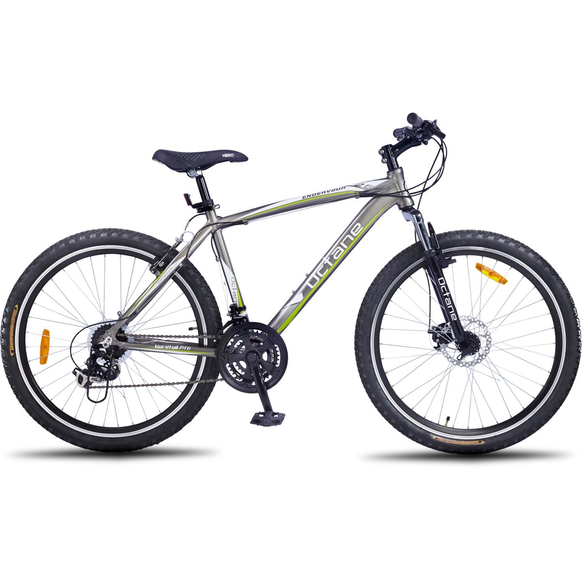 Hero octane 26t endevour 21 speed adult cycle