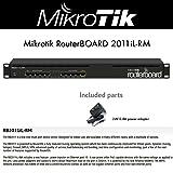 Mikrotik RouterBOARD 2011iL-RM, RB2011iL, RB2011iL-RM 64MB 5xGbit OSL4 1U