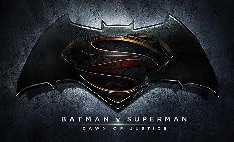 Superman vs Batman 2015 poster 40 inch x 24 inch / 21