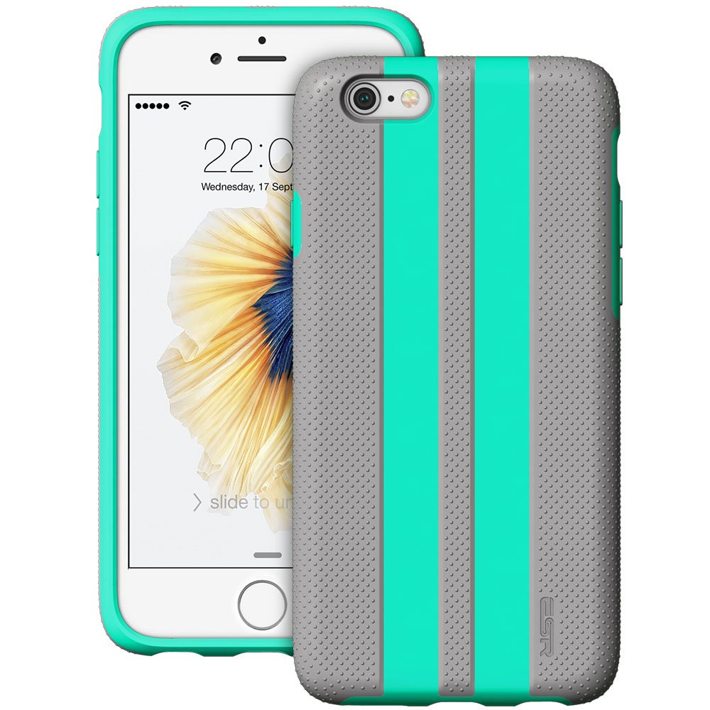 iPhone 7 Plus Silicone Case Review: i-Blason Case White, Red, Blue