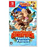 DONKEY KONG TROPICAL FREEZE - Switch Japanese ver.