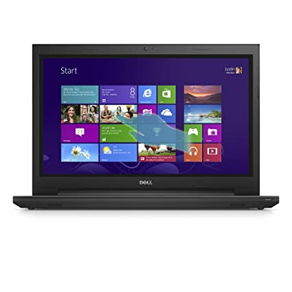 Dell Inspiron 15 3000 Series 15.6-Inch Touchscreen Laptop (Core i3, 4 GB RAM, 500 GB HDD)