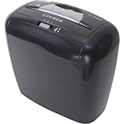 Fellowes Powershred P-35C Cross-Cut Personal Shredder with Safety Lock - Black