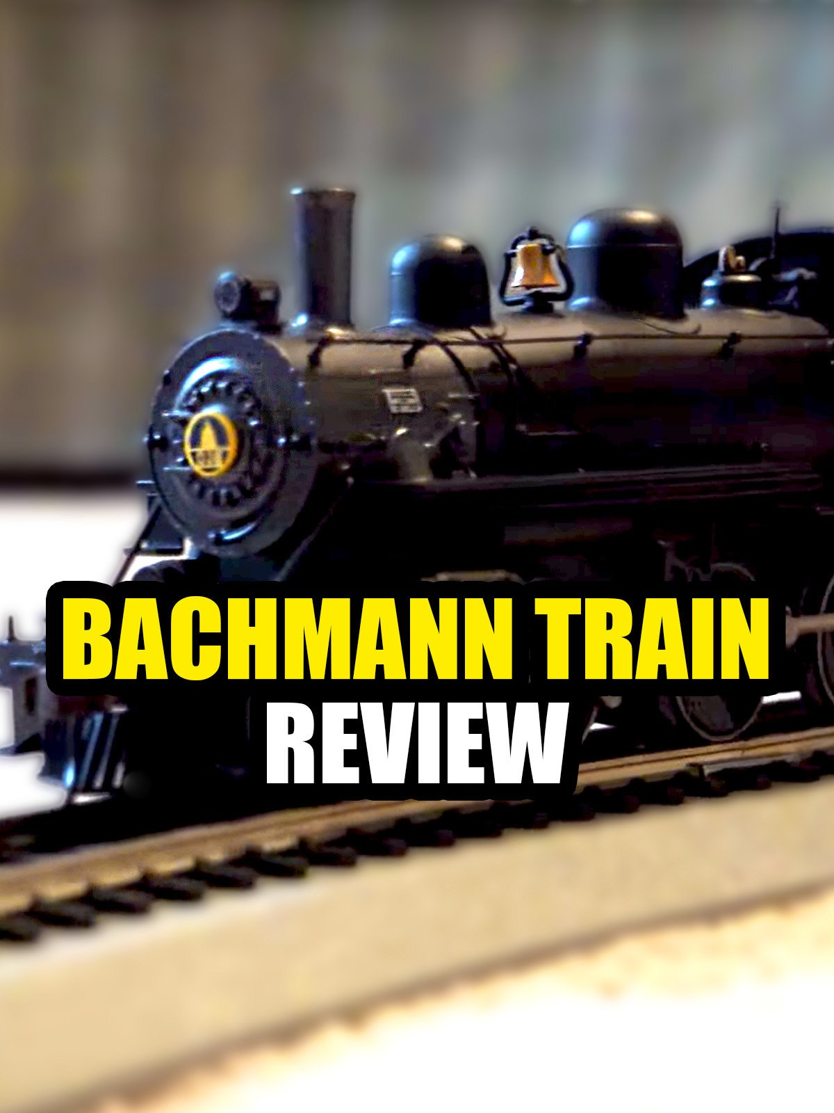 Review: Bachmann Train Review