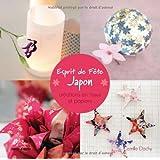 Esprit de fête Japon : Créations en tissus et papiers