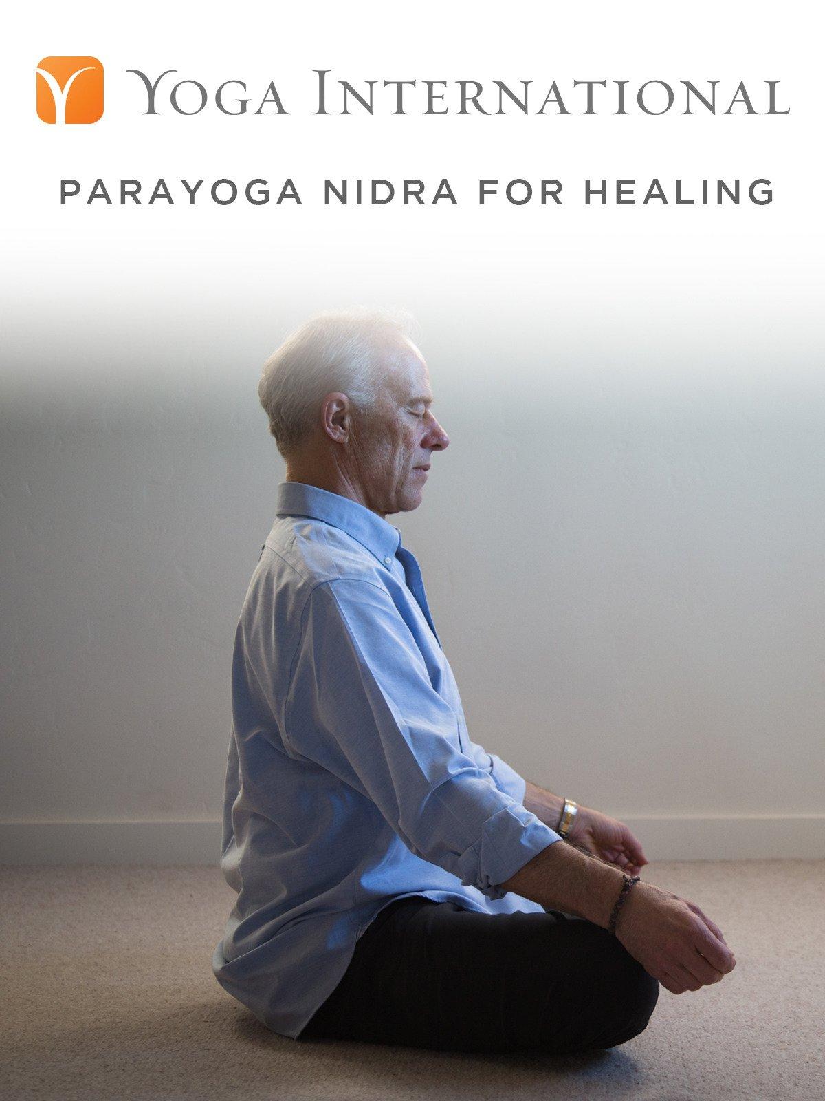 ParaYoga Nidra for Healing