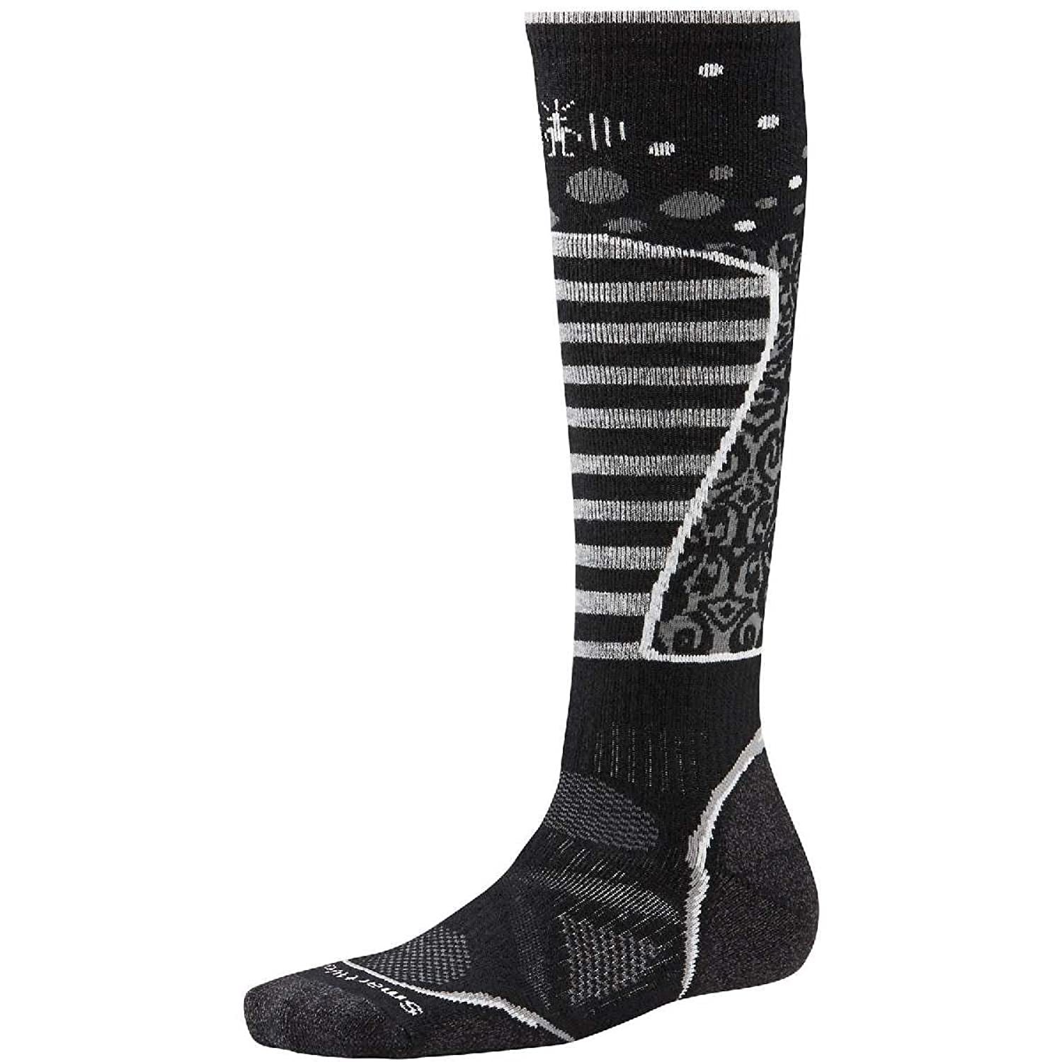 SmartWool Womens PhD Medium Pattern Socks спортивные носки smartwool phd sport sw044 sw054 sw073