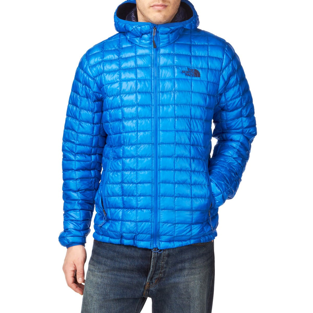 The North Face M Thermoball Hoodie nautical blue
