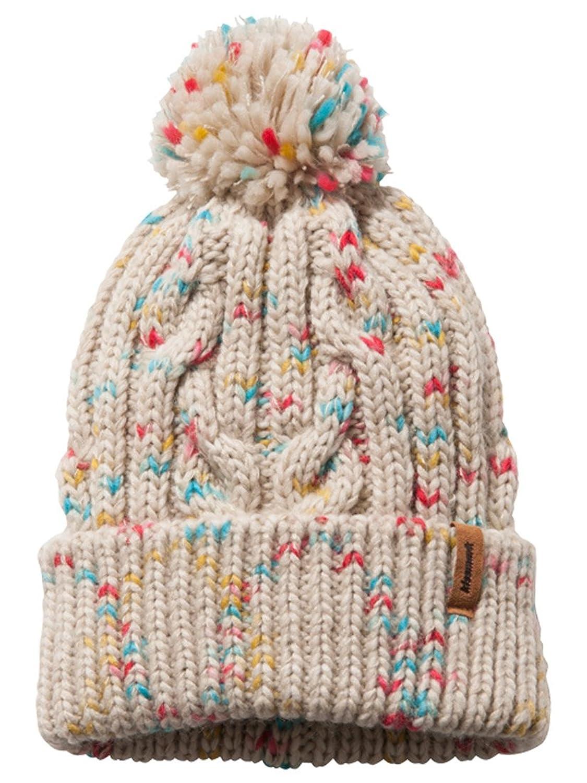 Amazon.co.jp: キスマーク(kissmark) レディス ニット帽 ビーニー (KM-9W664) ベージュ フリー: 服&ファッション小物
