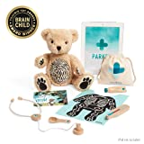 HOMER Parker: Your Augmented Reality Bear Learning Kit for Kids Ages 3+ (Color: Parker)