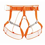 Petzl ALTITUDE Climbing Harness One Color L/XL (Color: Orange, Tamaño: L-XL)