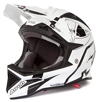 Airoh FGM38 BMX Fighters Casque Blanc