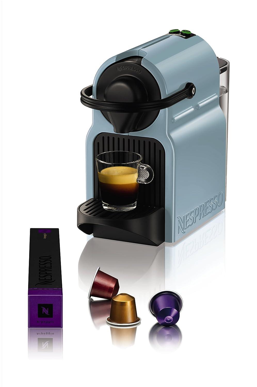 krups nespresso inissia blue krups xn1004 xn100440 19 bar. Black Bedroom Furniture Sets. Home Design Ideas