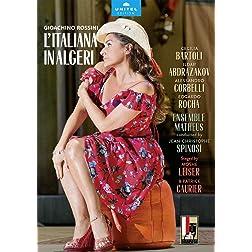 Rossini: Litaliana In Algeri Cecilia Bartoli; Ildar Abdrazakov; Edgardo Rocha  Unitel Edition: 801808