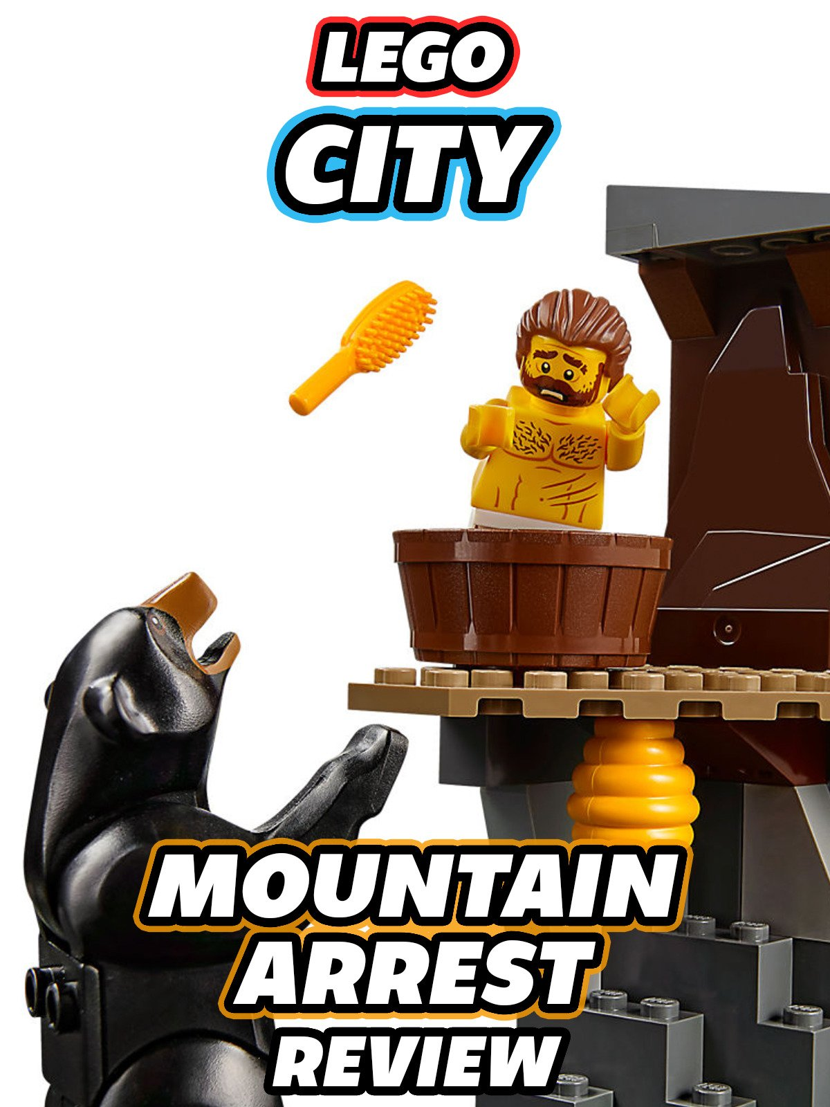 Review: Lego City Mountain Arrest Review