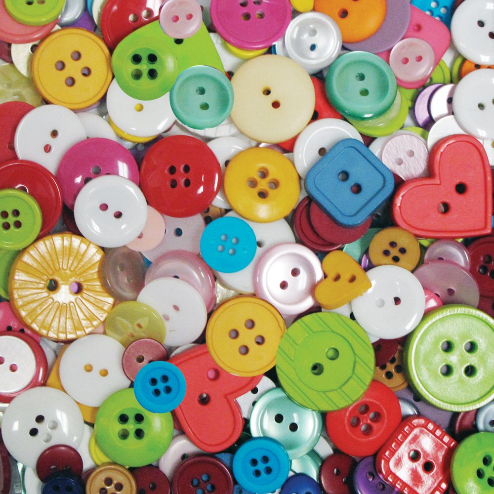Blumenthal Lansing Company Favorite Findings 4-Ounce Big Bag of Buttons