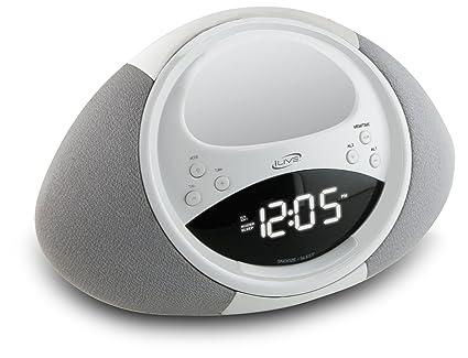 iLive ICP122W Clock Radio