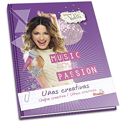 Simba - Violetta 8691503 ongles créatives portables