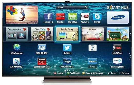 Samsung UN75ES9000 75-Inch 1080p 240Hz 3D Smart LED TV