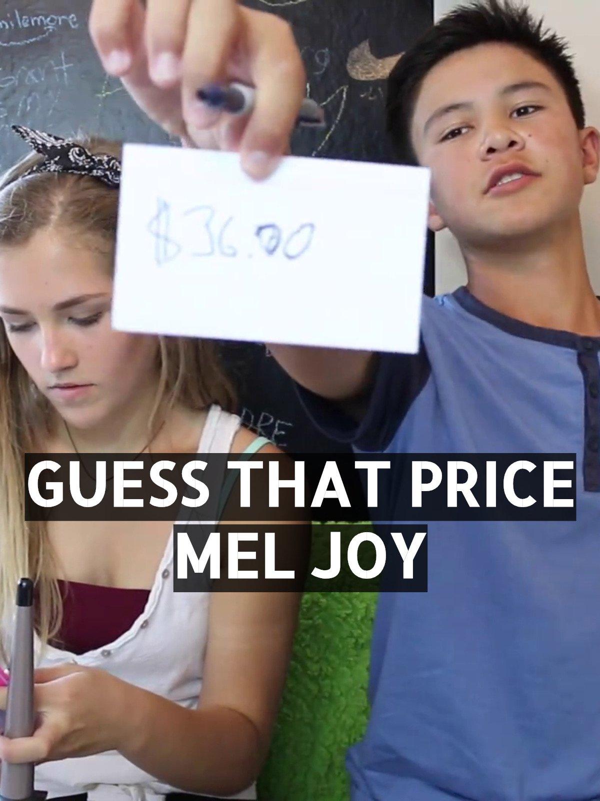 Guess That Price - Mel Joy