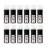 Pilot Refill for BeGreen V Board Master Dry Erase, Chisel Tip, Black Ink, Pack of 12 (Color: Black Ink - Chisel tIP, Tamaño: 12 Count)