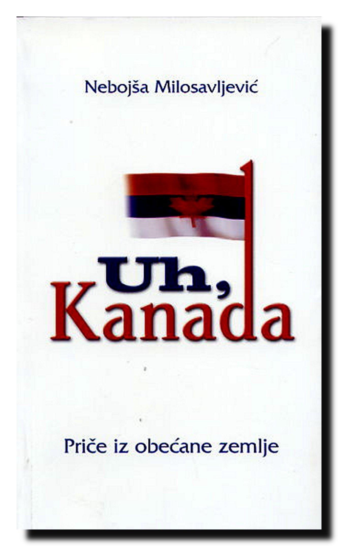 Nebojsa Milosavljevic Kanada uh Kanada Nebojsa