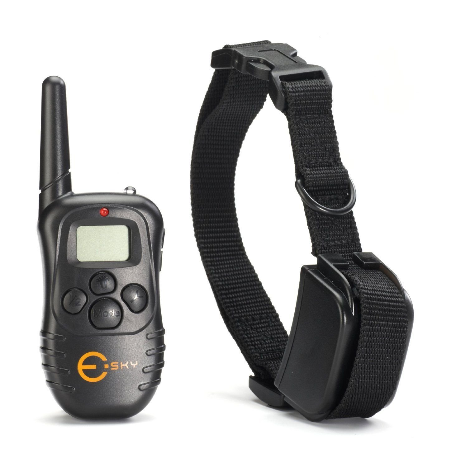 Dog Training Bark Collar With Remote