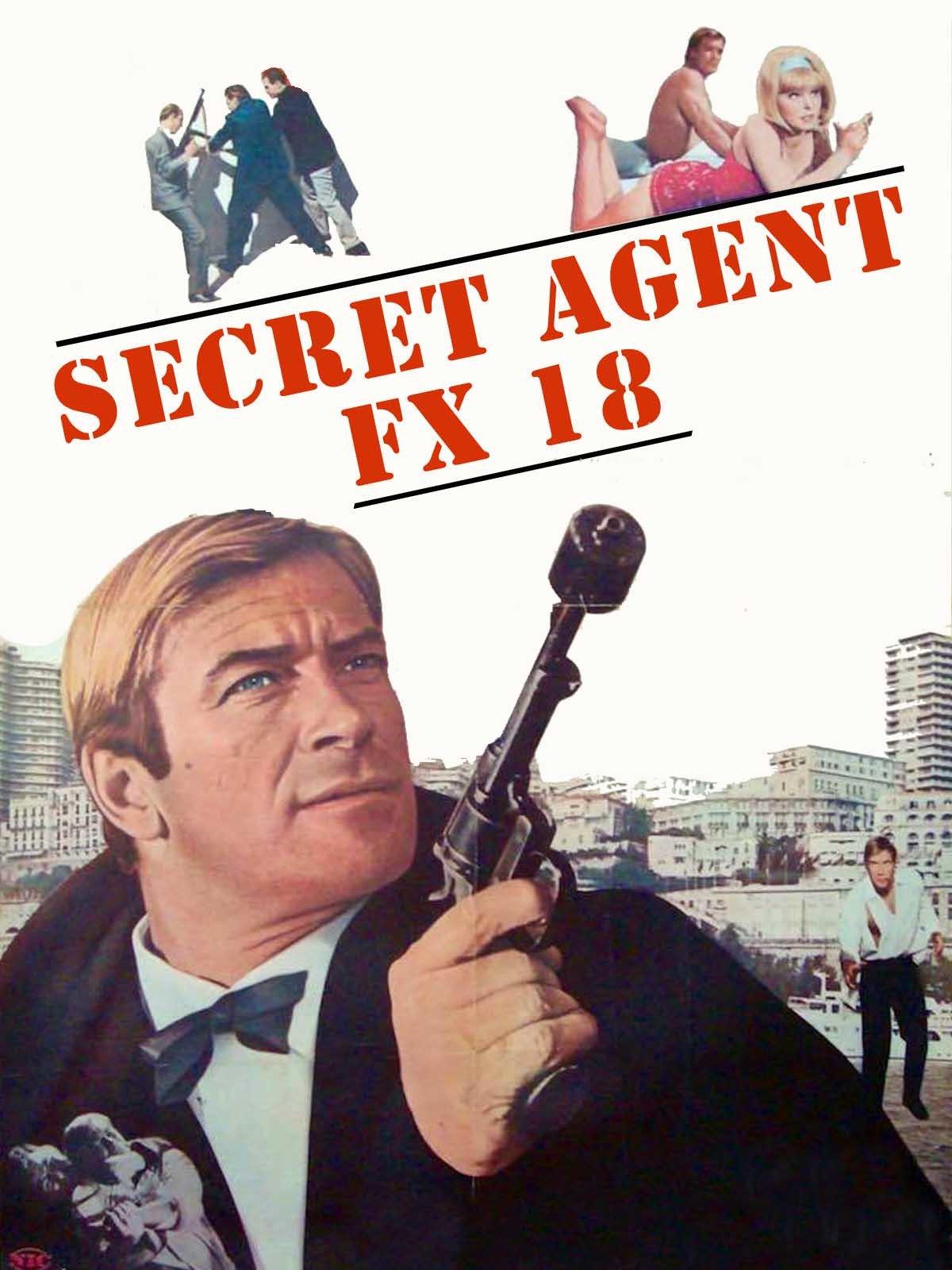 Secret Agent FX 18 on Amazon Prime Video UK