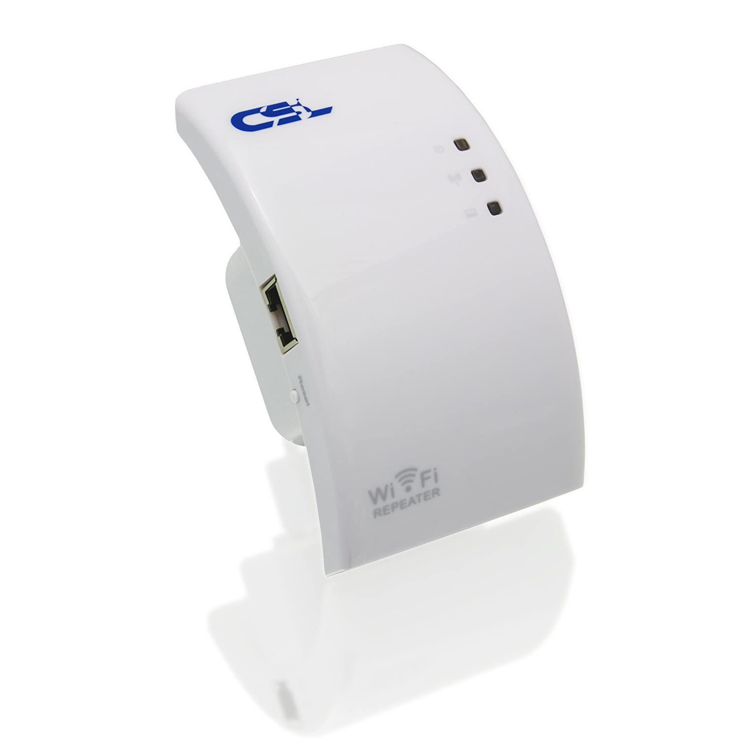 CSL 300 Mbit Wireless N Wifi Repeater