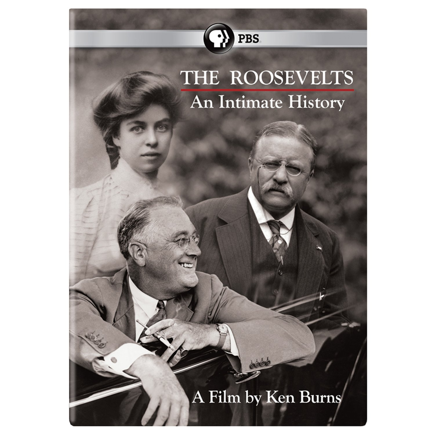 The Roosevelts : an intimate history / a film by Ken Burns &#59; a production of Florentine Films and WETA &#59; written by Geoffrey C. Ward &#59; pro