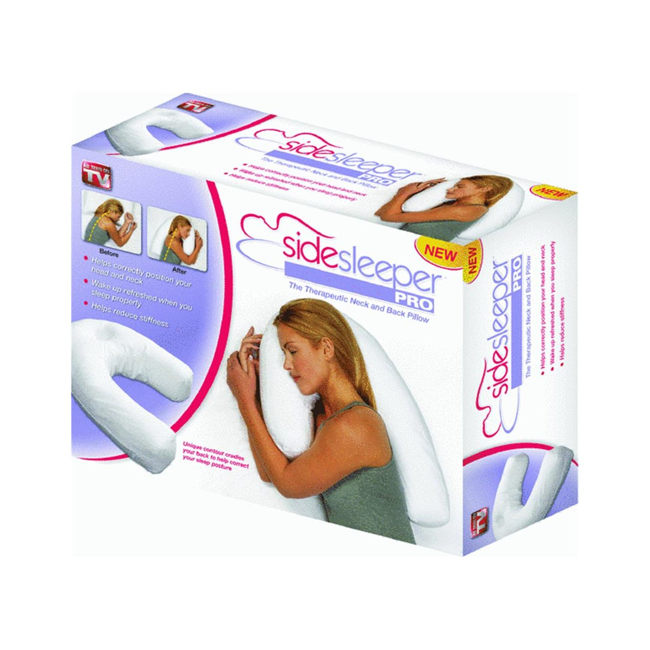 Allstar marketing group side sleeper pillow