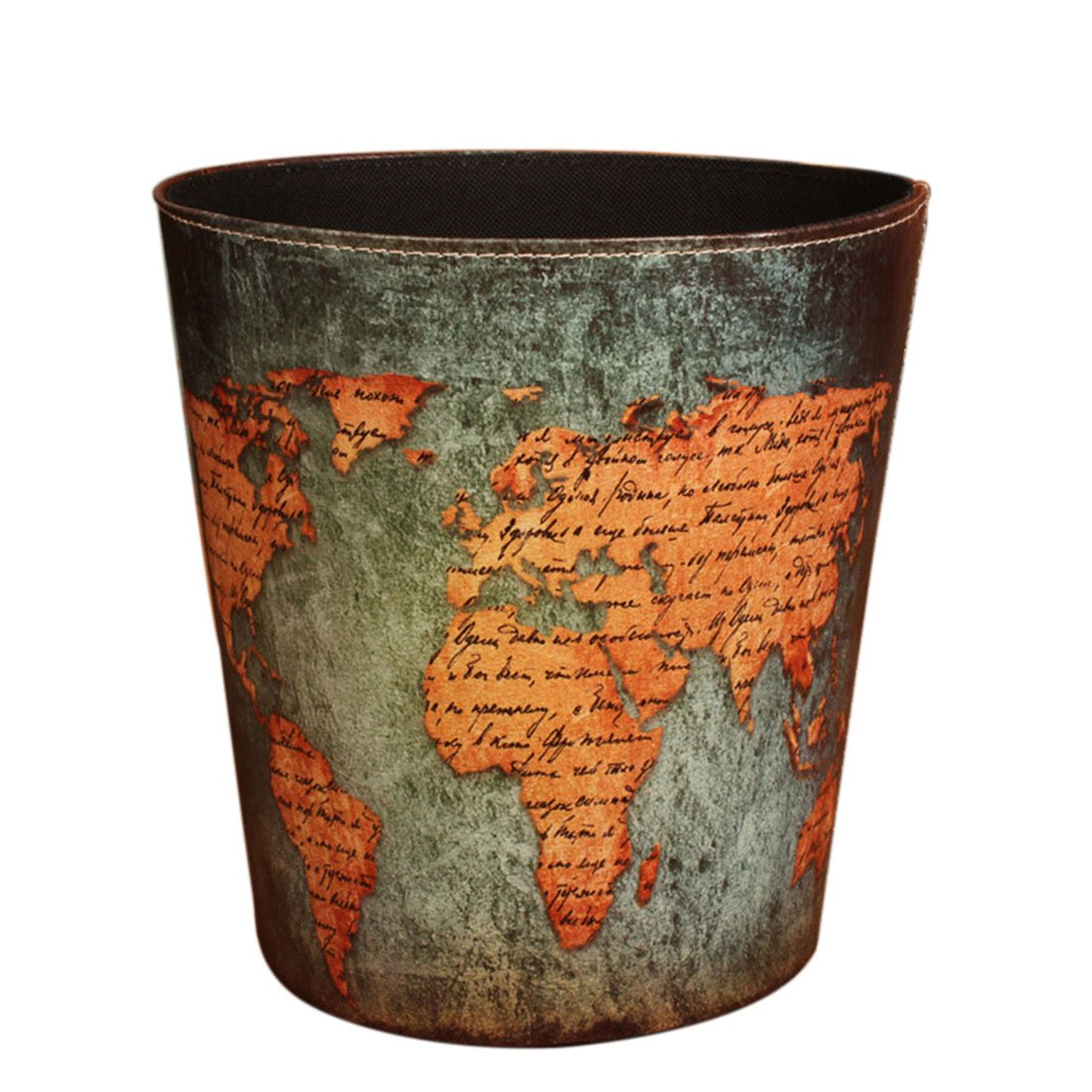 Wastebasket Yamix Retro European Style Household Home