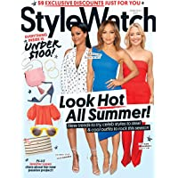 1-Year (6 Issues) of People StyleWatch Magazine Subscription