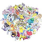 SIX VANKA 160PCS Cartoon Stickers Graffiti Stickers to Personalize Laptops, Skateboards, Luggage, Cars, Bumpers, Bikes, Bicycles, Gift for Kids,Children,Teen (Color: C)