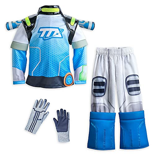 Disney Store Miles From Tomorrowland Light Up Costume Size S 5 - 6 5T