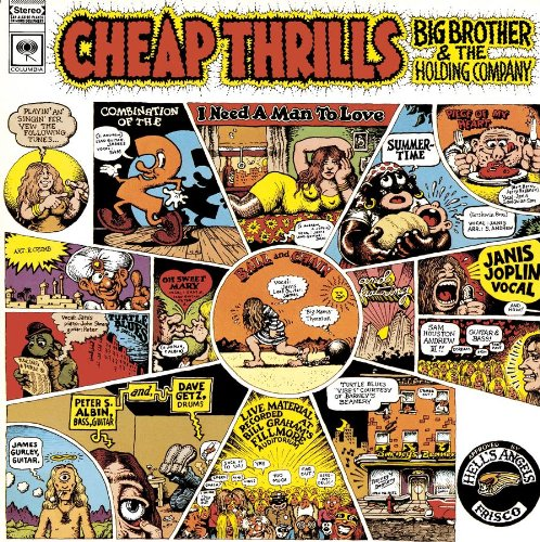 Big Brother & The Holding Company - Cheap Thrills - Zortam Music