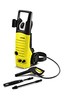 Karcher K 3.450 1800 PSI 1.5G PM Electric Pressure Washer w/ Detergent Tank, 35-Ft GFCI Cord