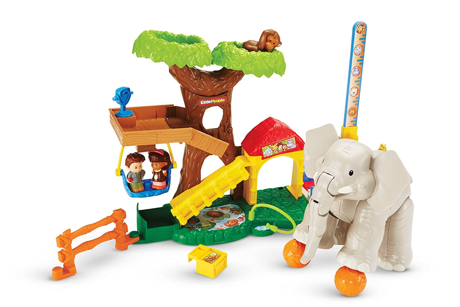 Fisher Price Little People Big Animal Zoo