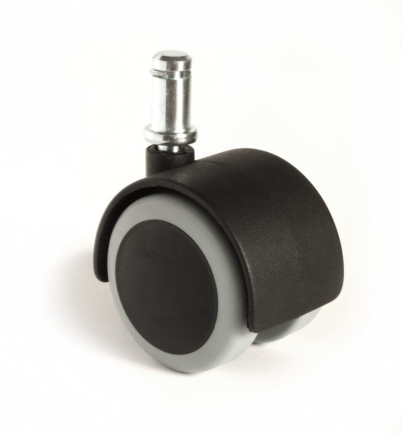 Slipstick Cb680 Rubber Caster Wheels Set Of 5 New And
