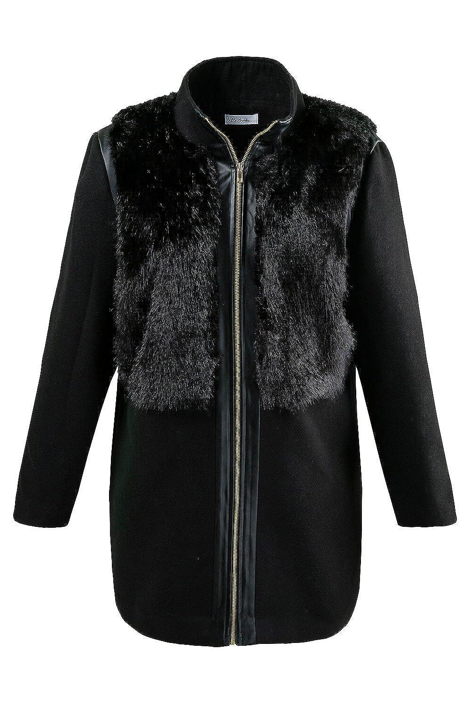 Ulla Popken Damen Jacke 700298 große Größen