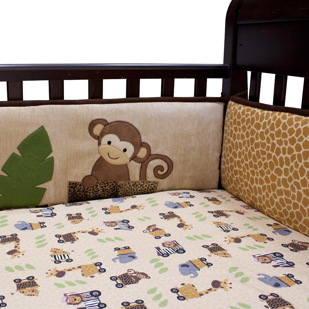 Lambs And Ivy Safari Express Baby Bedding Baby Bedding