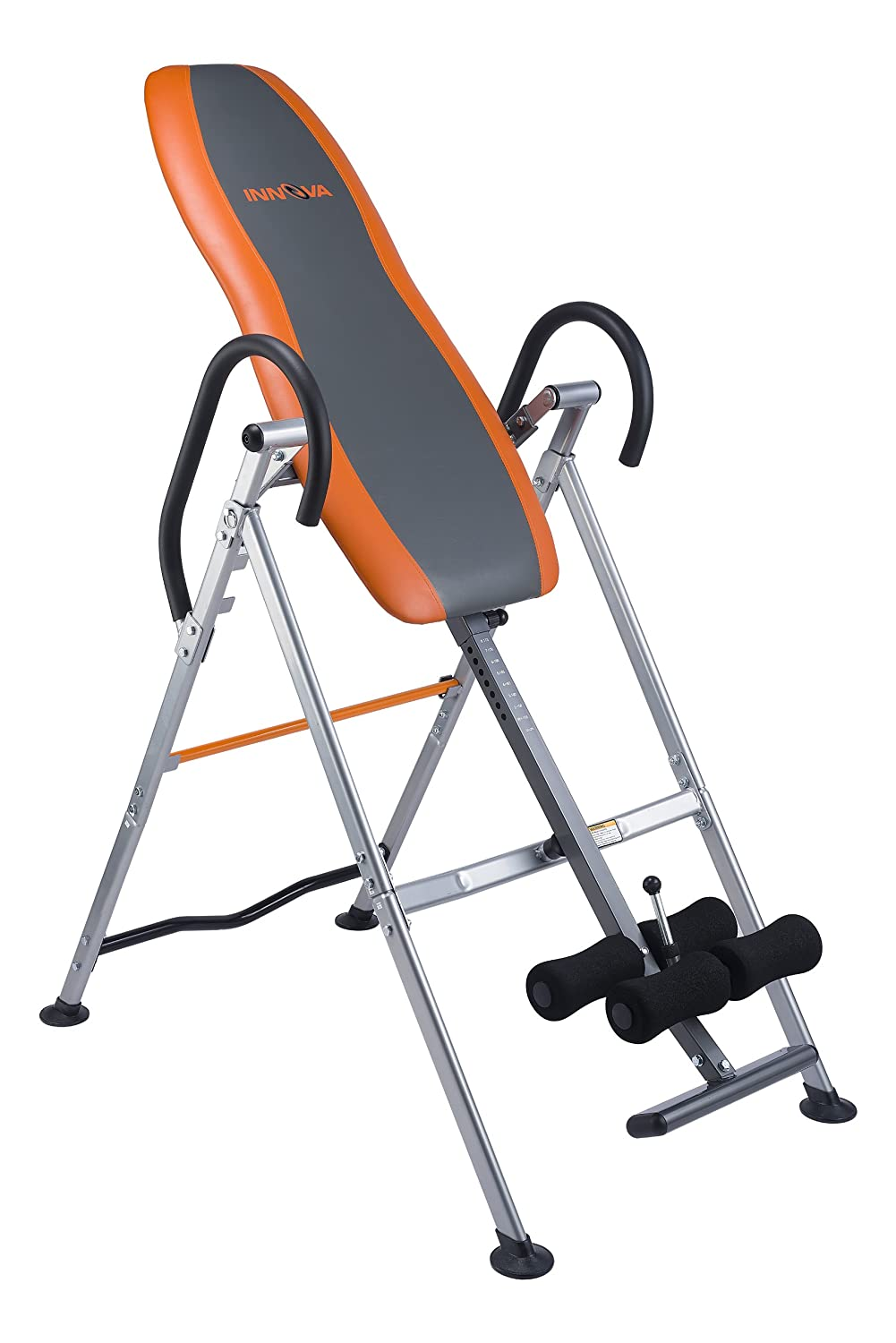 Innova fitness itx9300 deluxe inversion therapy table with for Table inversion